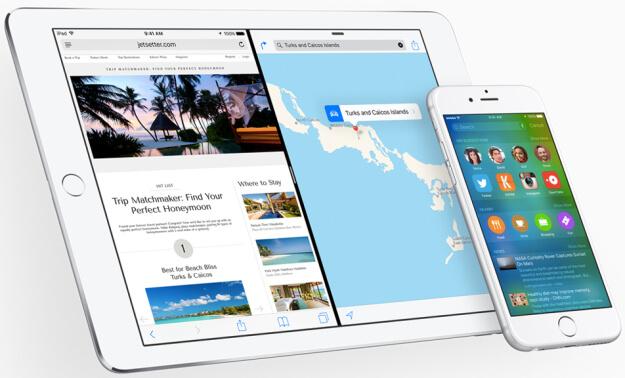iOS 9 IPSW