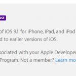 Apple Seeding iOS 9.1 Update to Developers – New Emojis
