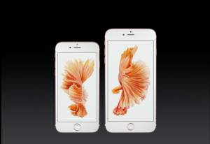 Apple iPhone 6S Colors
