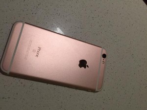 iPhone 6S Photo Side