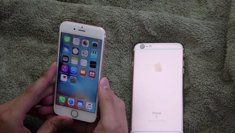 iPhone 6S Plus waterproof