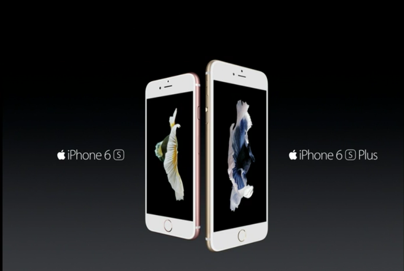 Apple iPhone 6S & 6S Plus Comparison