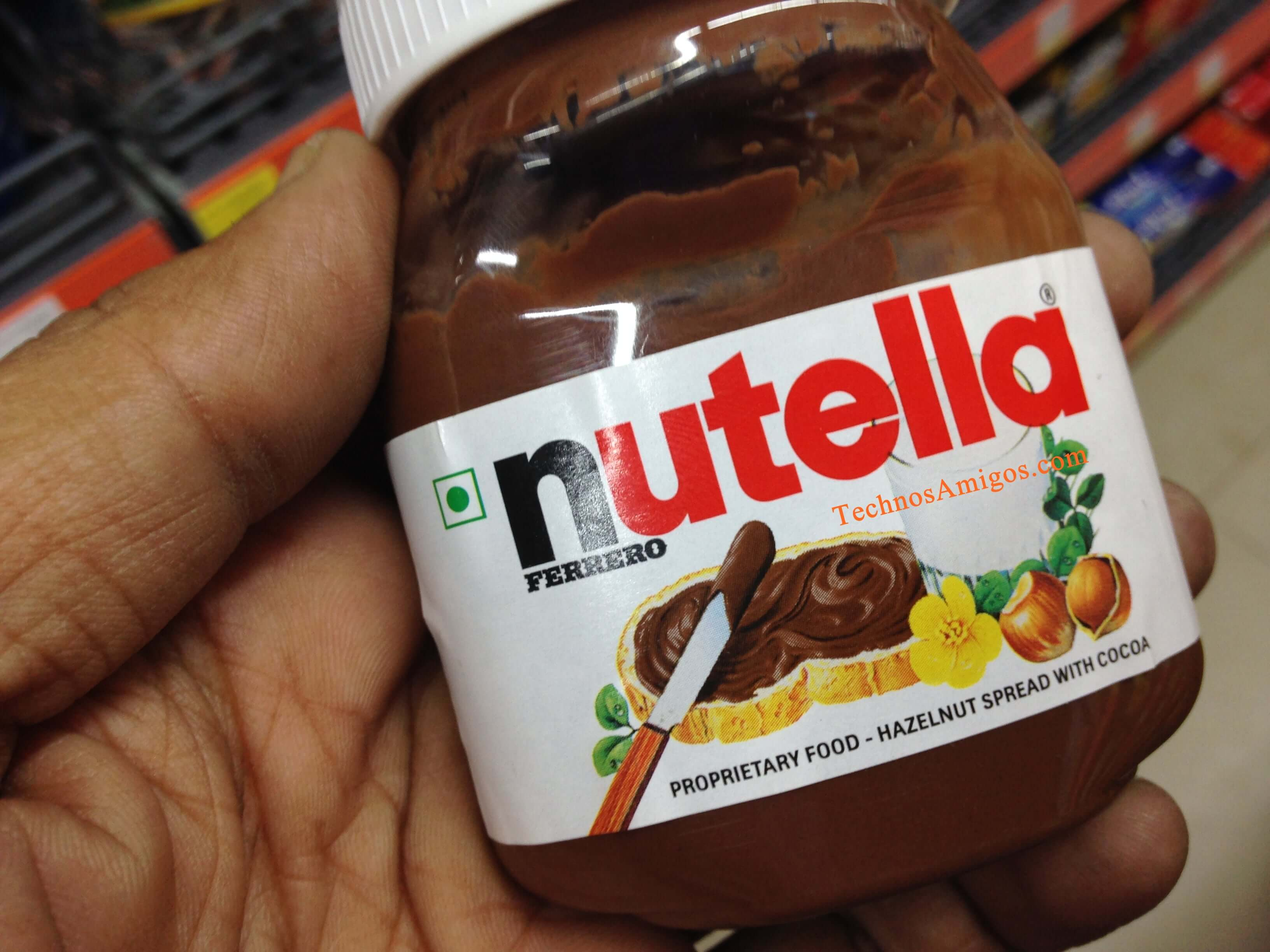 Android Nutella - Android 7