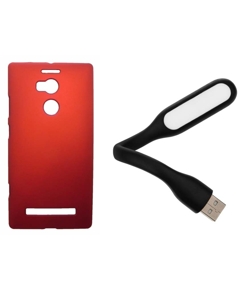 Gionee Elife E8 Red case