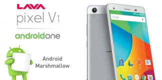 Lava Pixel V1 Marshmallow Update