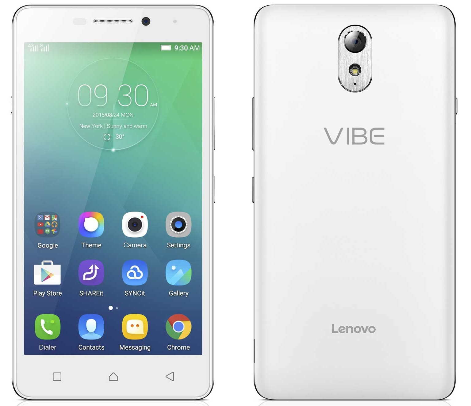 Lenovo Vibe P1m Phone