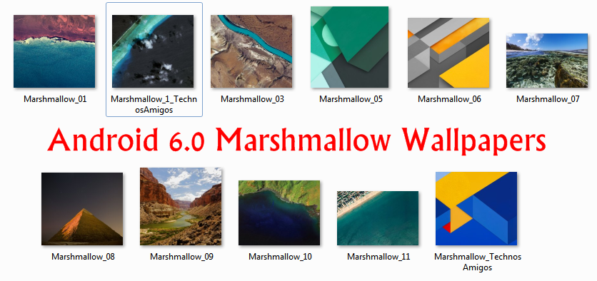 Marshmallow Stock Wallpapers