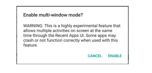 Multi Window Marshmallow