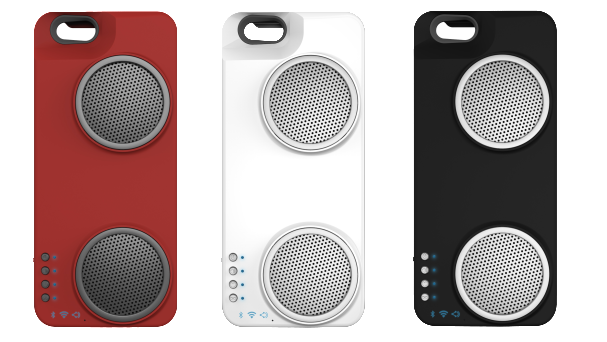 Peri Duo Speakers for iPhone