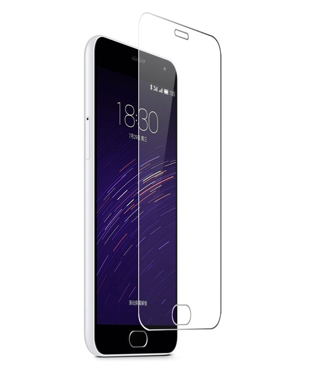 Sellnxt Tempered Glass Screen Guard For Meizu M2
