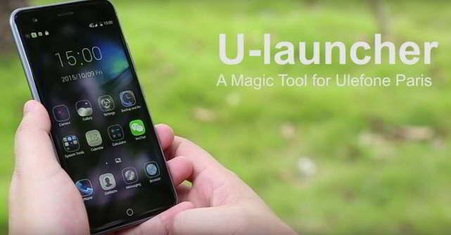 Ulefone Launcher