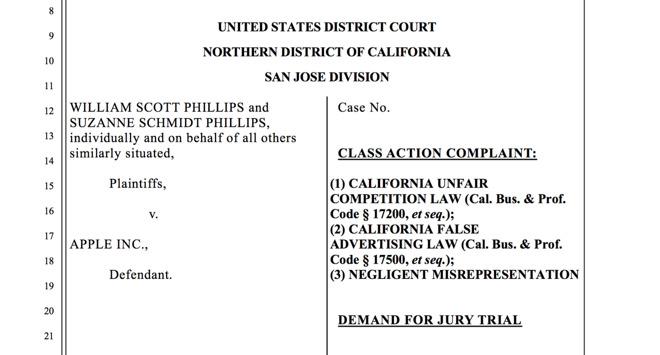 WiFi assist lawsuit