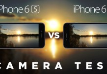iPhone 6S vs iPhone 6 Camera Comparison