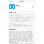 Cortana for iPhone, iOS App for Beta Testers