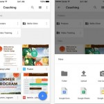 Google Drive for iPhone 6S, 6S Plus gets 3D Touch