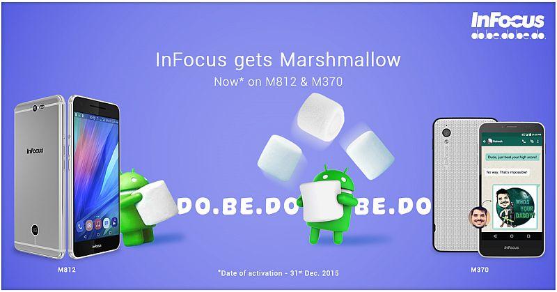 InFocus Marshmallow Update