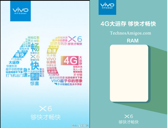 Vivo X6 Launch