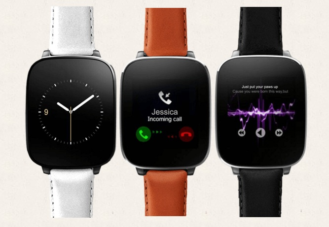 WickedLeak Alpha Smartwatch