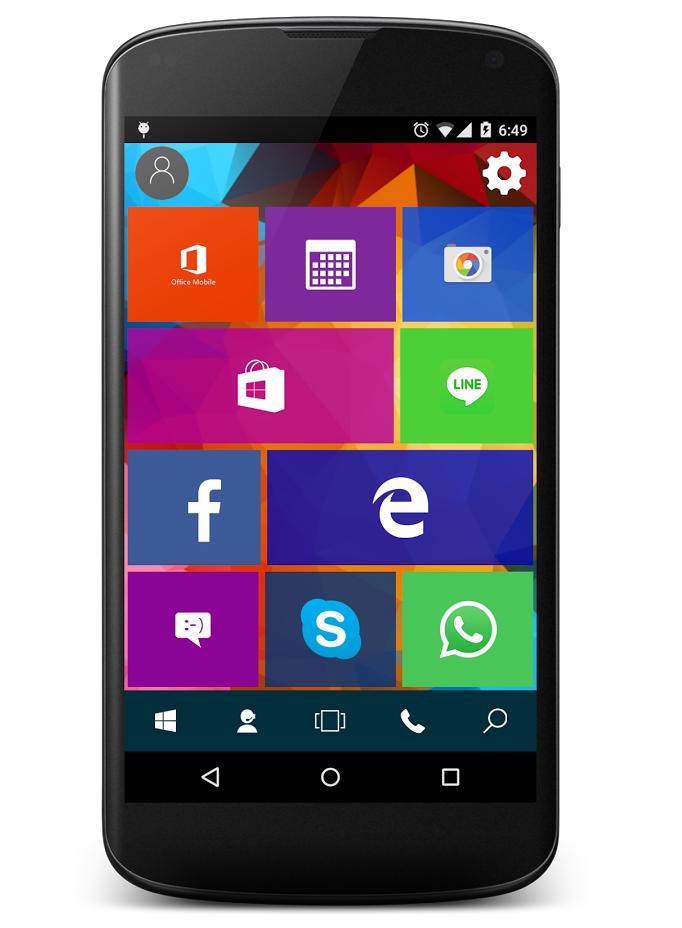 download Windows 10 Launcher