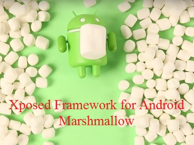 Xposed for Android Marshmallow
