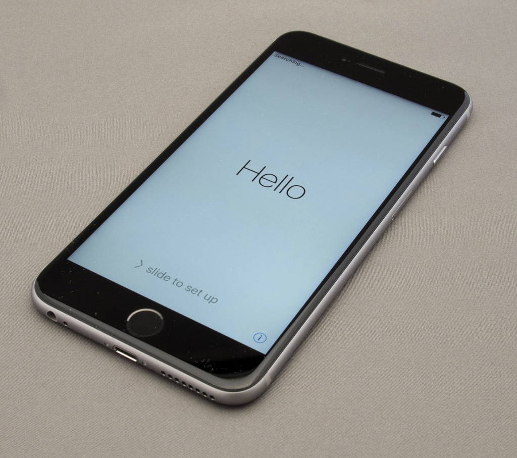 iPhone 6S Activation without SIM