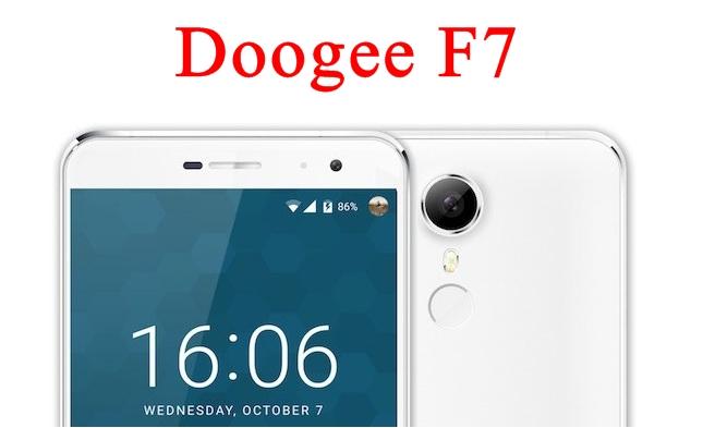 Doogee F7 Specs