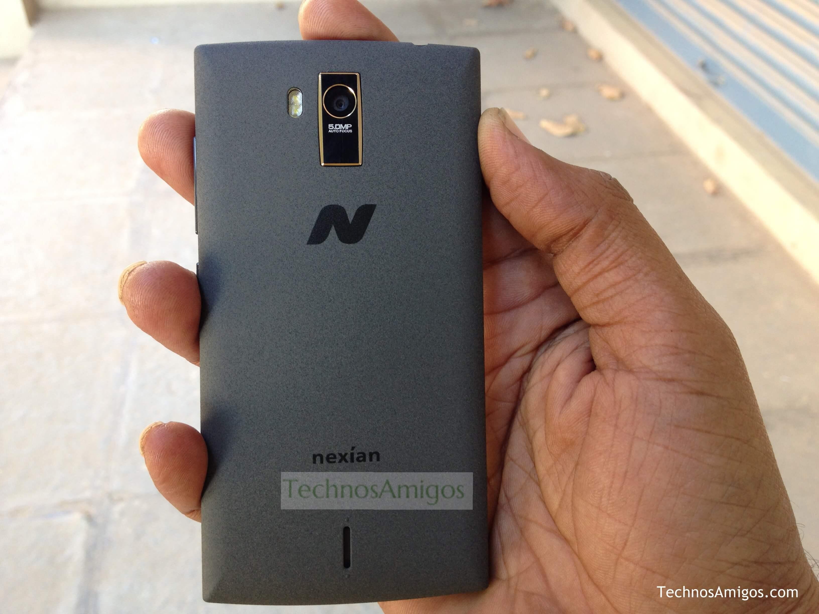 Nexian-NV45