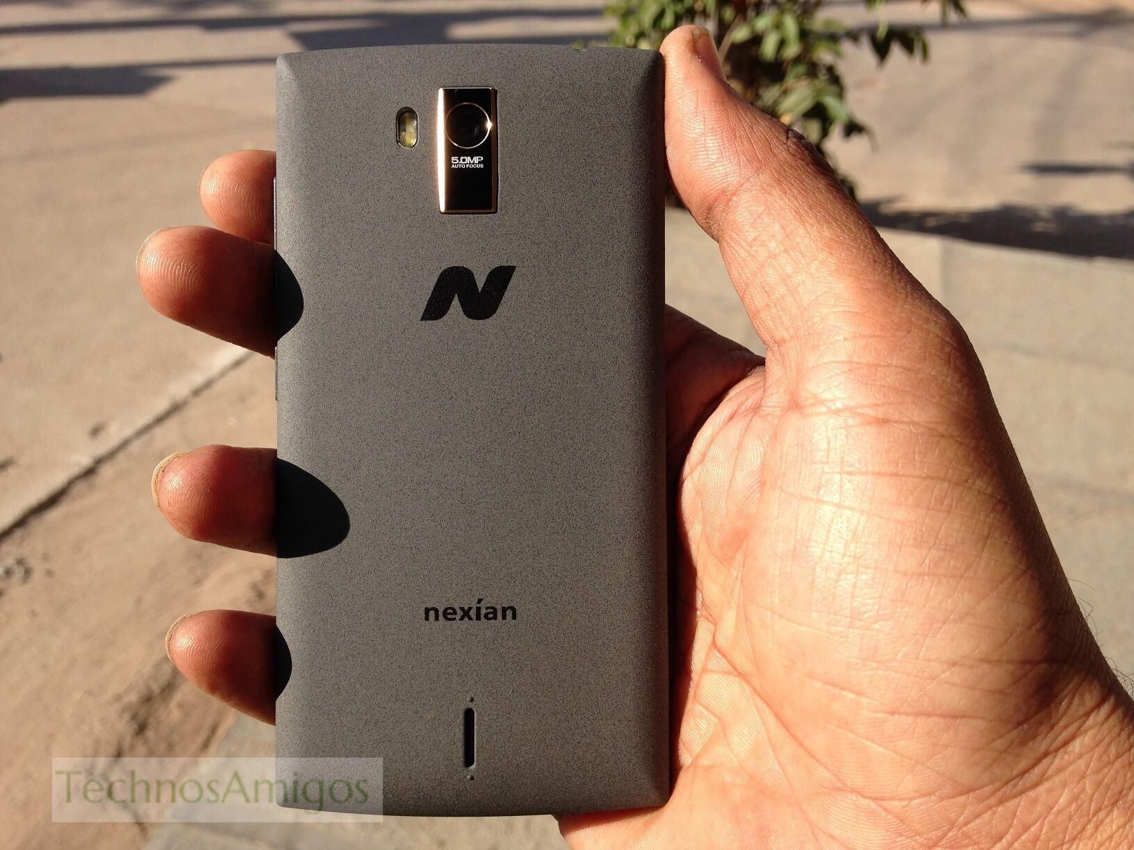 Nexian NV45 unboxing