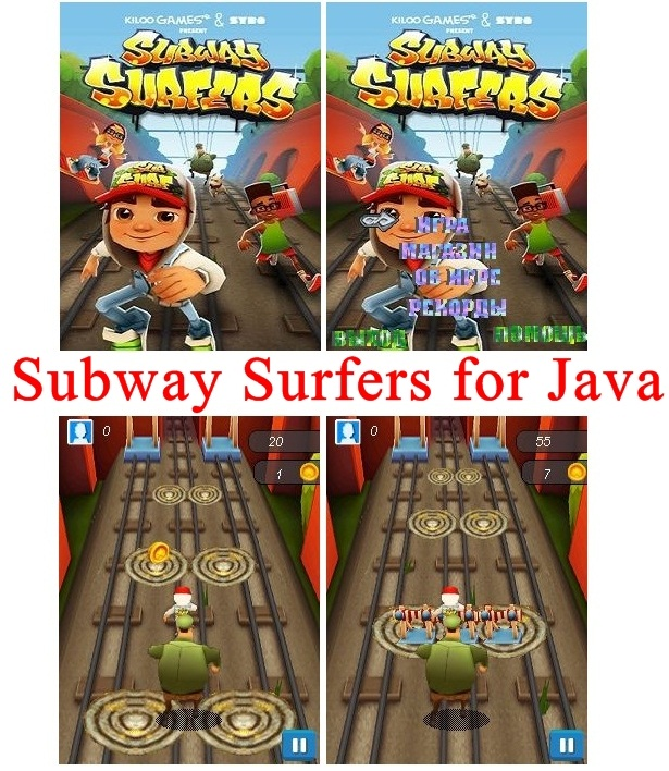 Subway Surfers for Java