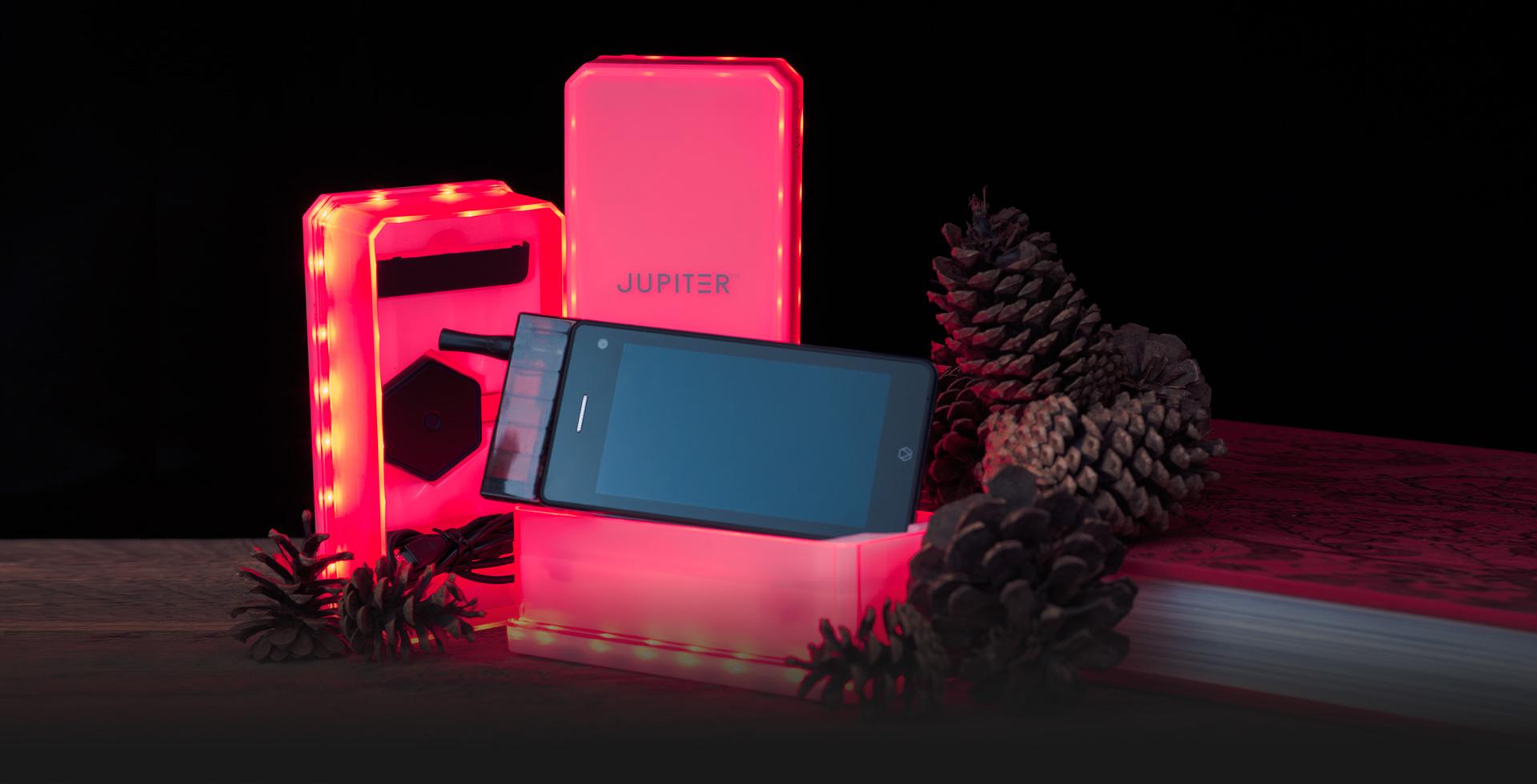 Vaporcade Jupiter IO 4 Phone