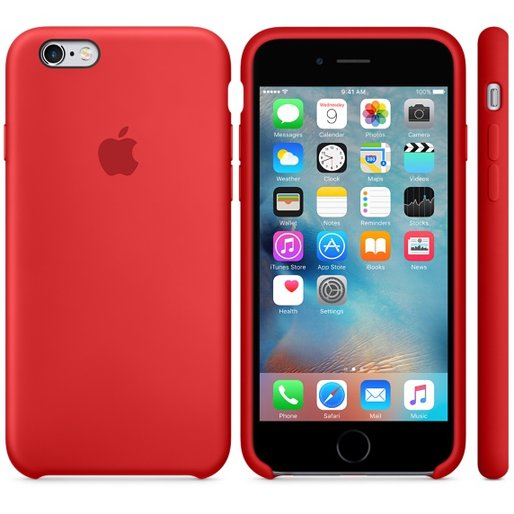 iPhone 6S Red Case