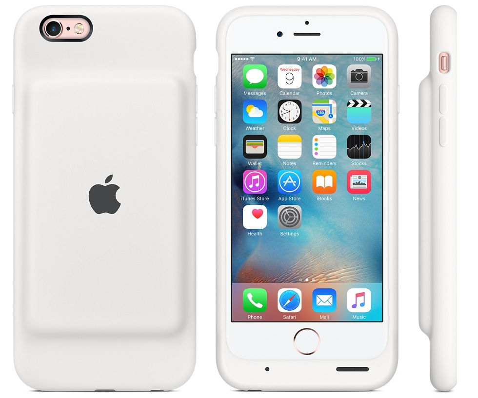 iPhone 6S Battery Case teardown