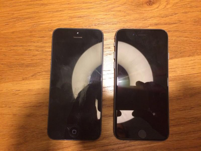 4 Inch iPhone leak