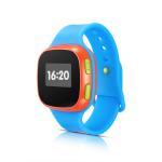 Alcatel OneTouch CareTime Smartwatch for Kids Official at CES 2016