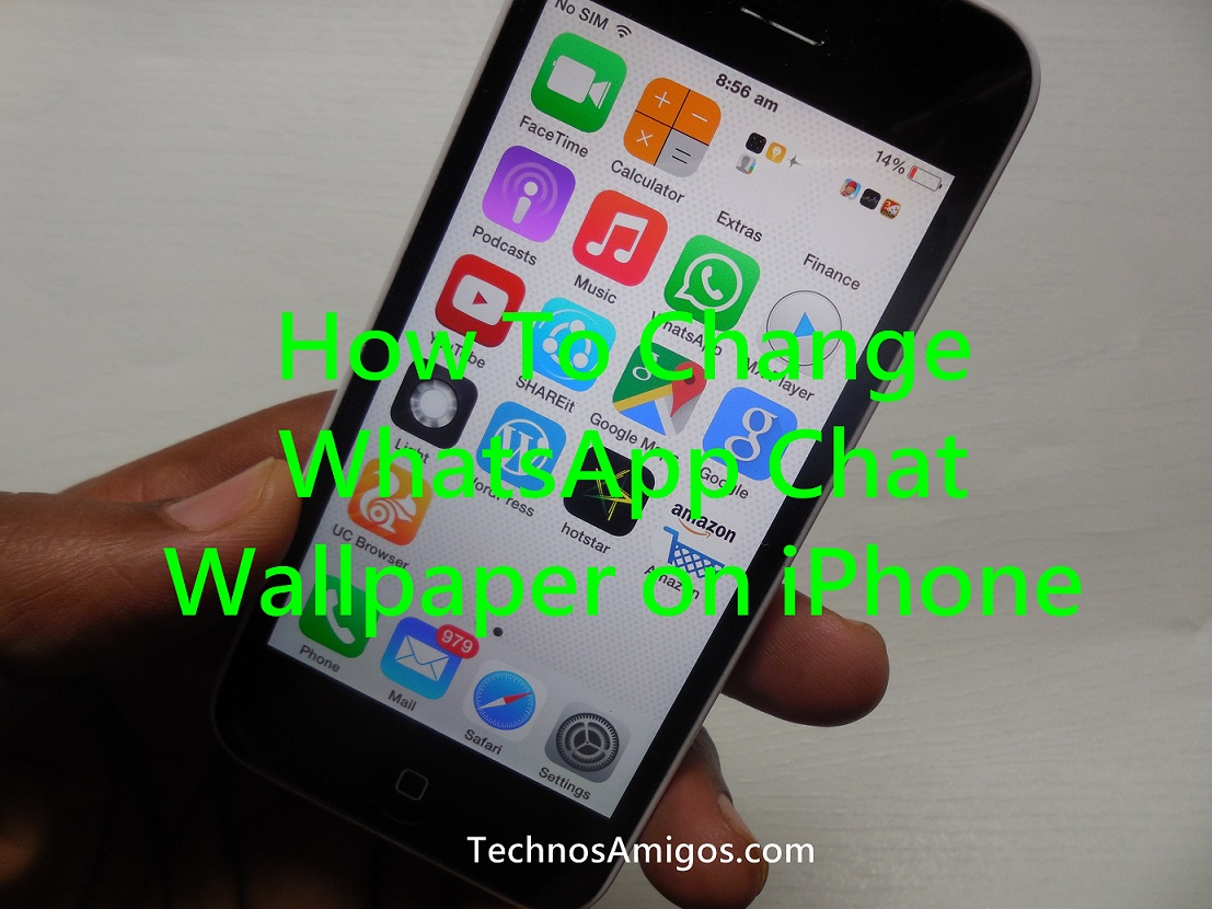 WhatsApp Chat Wallpaper