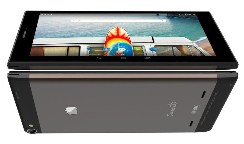 Micromax Canvas Fantabulet F666