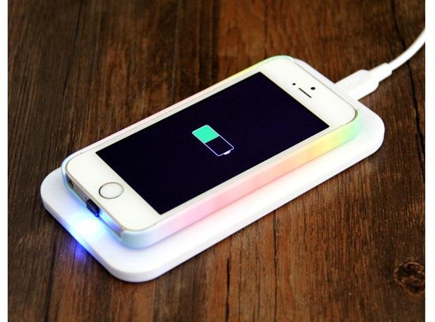 iPhone 7 Wireless charging demo