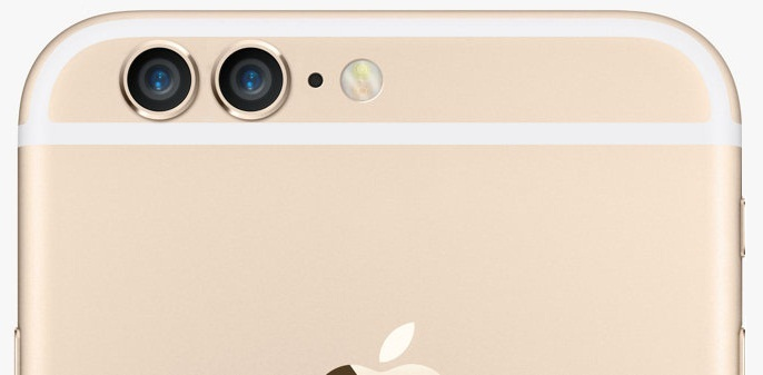 iPhone with Dual Camera : iPhone 7 Plus