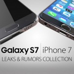 Apple iPhone 7 vs Galaxy S7 Comparison