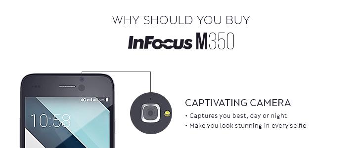 Infocus M350