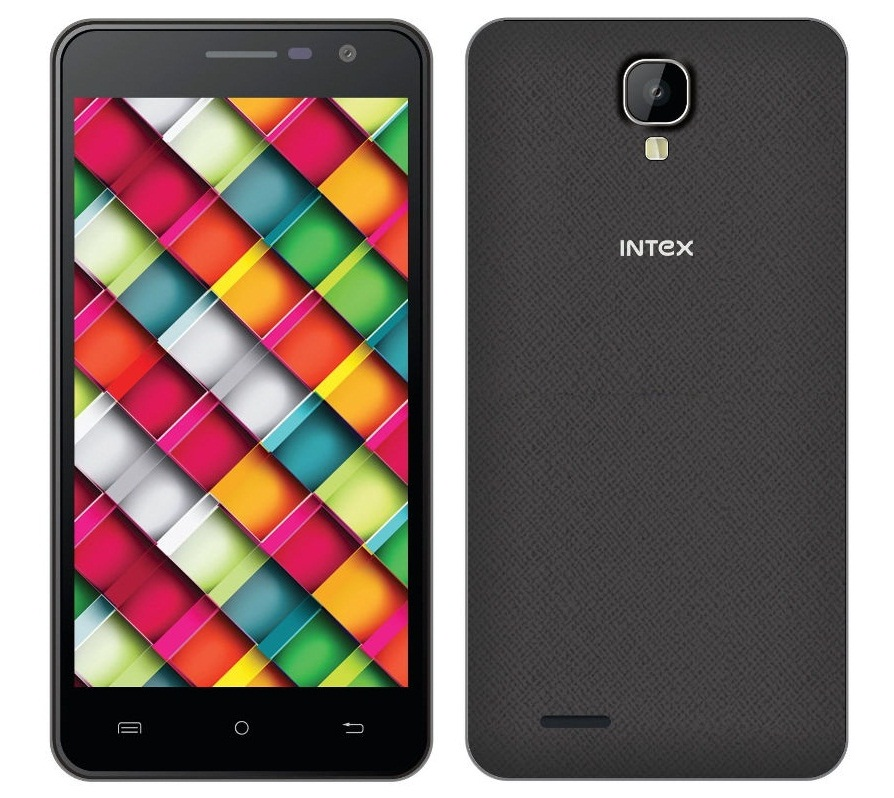 Intex Cloud Crystal 2.5D - 3GB RAM Phone Under Rs 7000