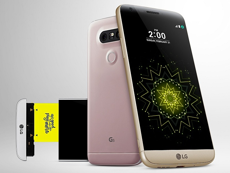 LG G5 H868 is the LG G5 Dual SIM Version – Specs, Features