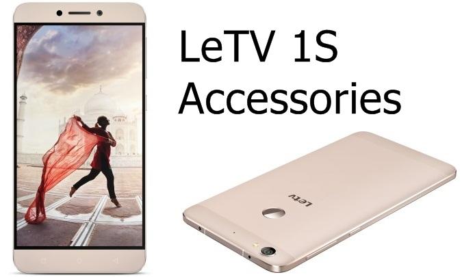 LeTV Le 1S accessories