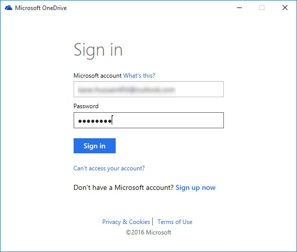 OneDrive-Sign-in 1