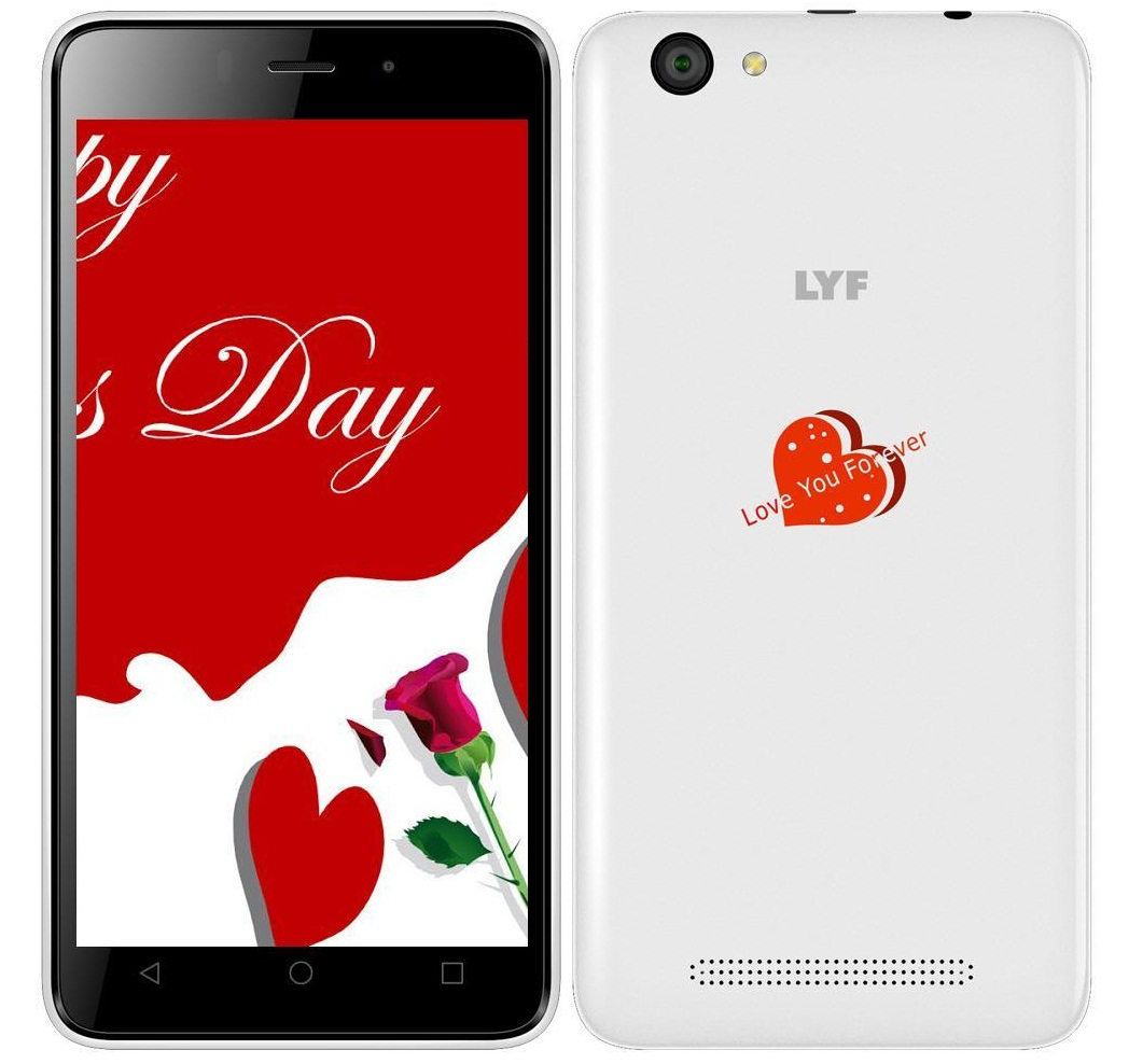Reliance JIO LYF Wind 6