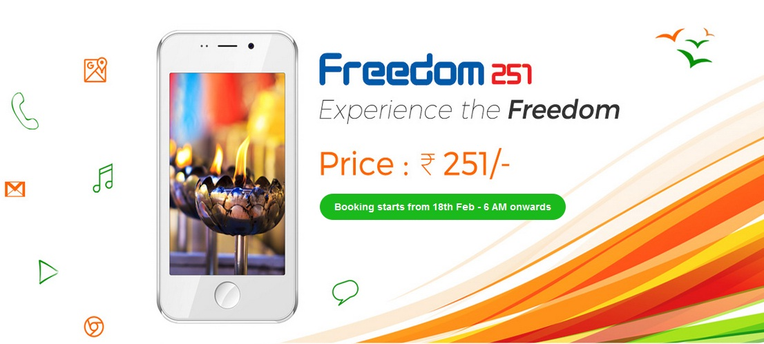 Ringing Bells Freedom 251