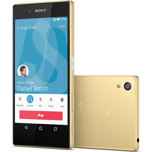 Xperia Z5 Compact Gold