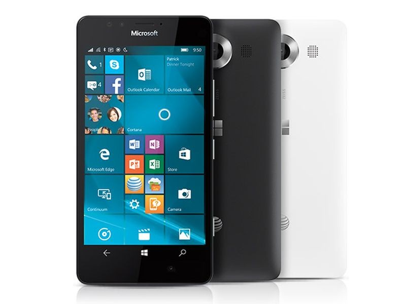 AT&T Lumia 950 Phone