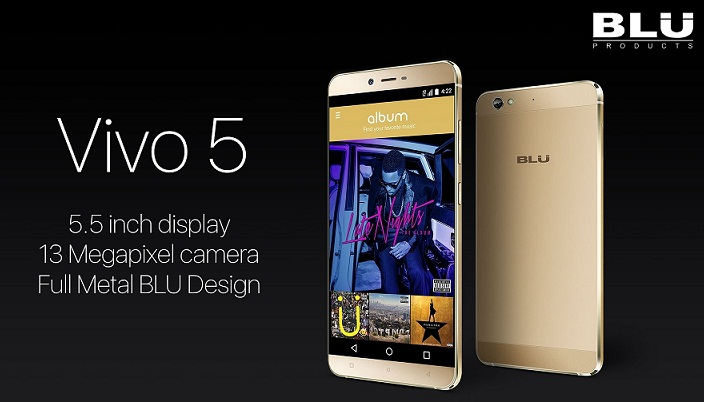 Blu Vivo 5 Price In Usa Availability Info Details