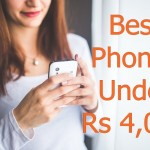 Best Android Phones Below Rs 4000 – February 2017 Update